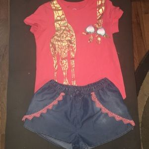 Other - Girls 2pc set